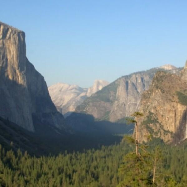Yosemite picos, California, Estados Unidos