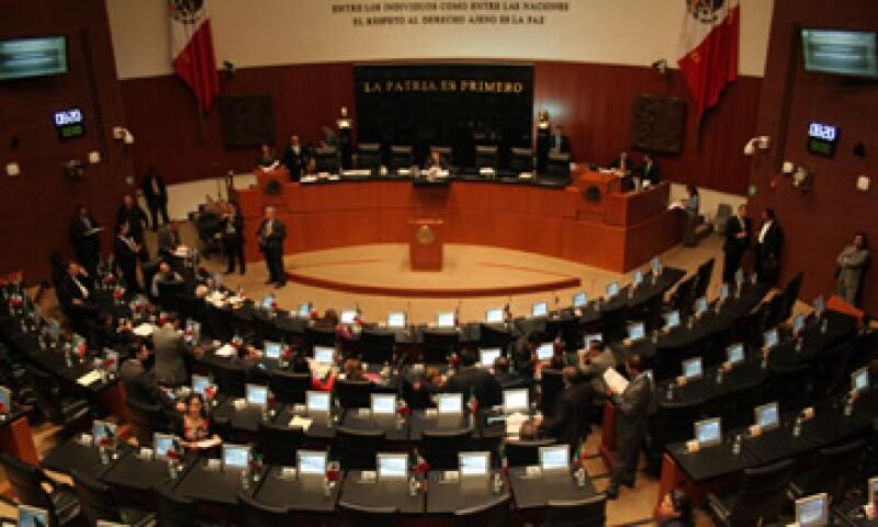 El PRI espera que el dictamen sea enviado pronto a la Cámara de Diputados.  (Foto: Cuartoscuro)