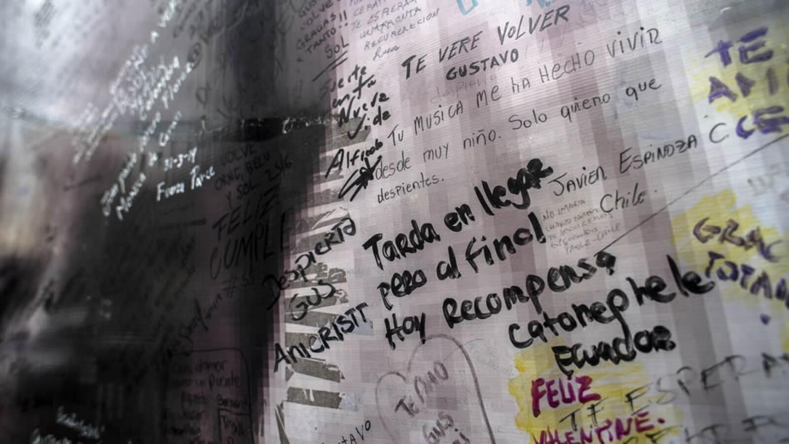Gustavo Cerati despedida 4