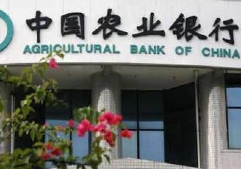 AgBank está recaudando fondos para reponer su capital tras la crisis financiera. (Foto: Reuters)