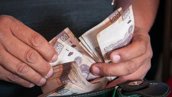 El estudio del INEGI muestra una amplia brecha entre los niveles de ingreso de los hogares mexicanos.