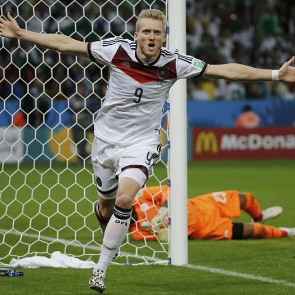 Alemania vs Argelia