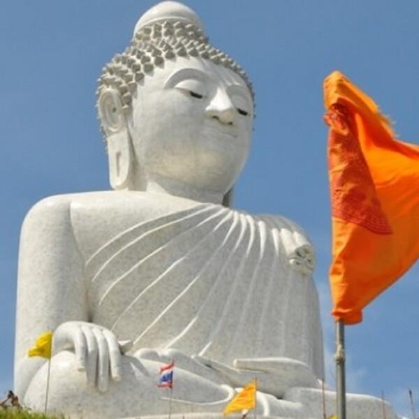 estatua de buda en phuket