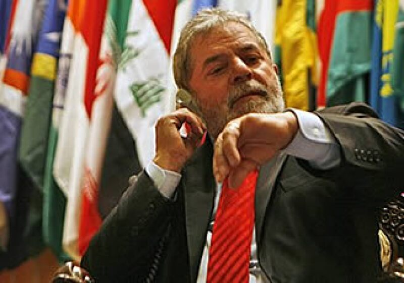 Lula responderá a tres preguntas de los lectores a través de su columna semanal. (Foto: AP)
