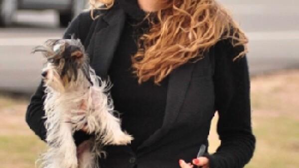 """Durante los últimos días, la """"Chica Dorada"""" ha viajado por Sudamérica para presentar su Gran City Pop, ahí se ha encargado de dar a conocer a su nueva mascota."""