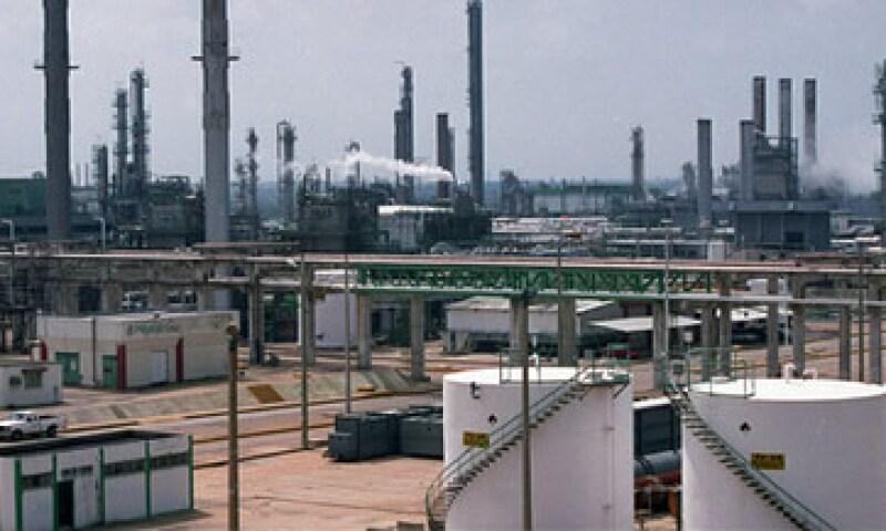 Agustín Castro ingresó en 1992 a Pemex Gas y Petroquímica Básica, donde fue subgerente de Evaluación de Proyectos. (Foto tomada de Pemex)