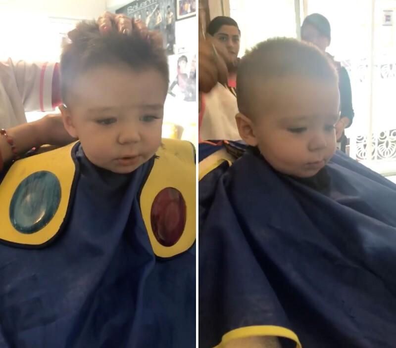 El antes y el después de Diego Ornellas