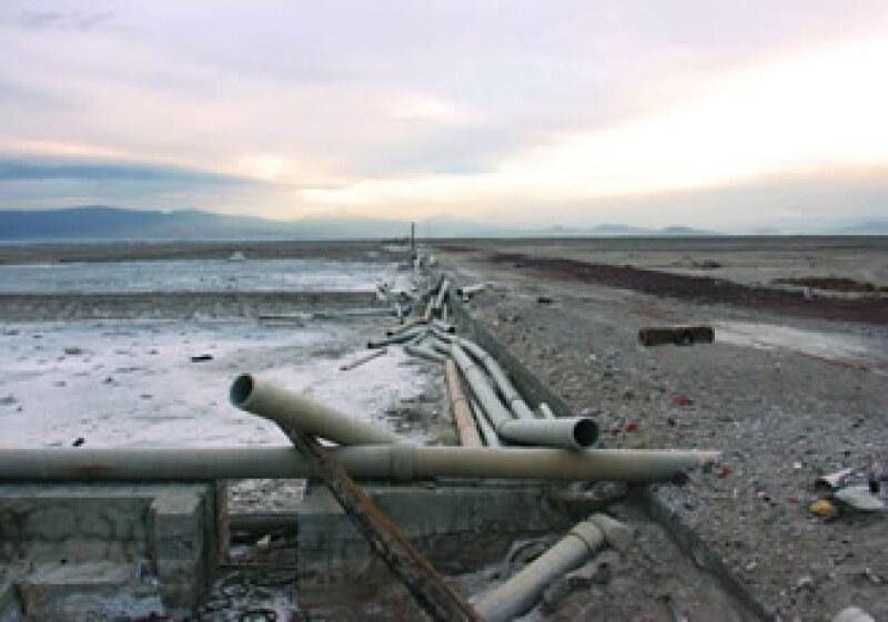 Los gobiernos deben asignar recursos a la reparación de la red hidráulica. (Foto: Carlos Ferrer)