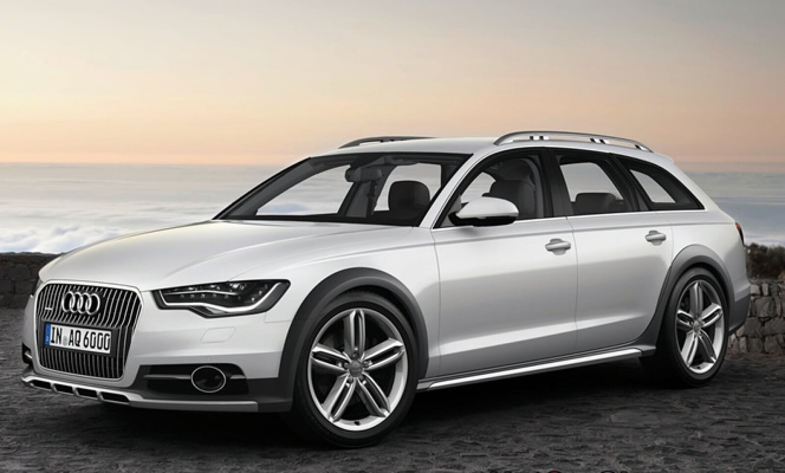 El AutoShow de Detroit concluye este domingo 15 y te presentamos algunos de sus mejores representantes. Este modelo de la firma alemana combina un vehículo familiar con capacidades todoterreno.
