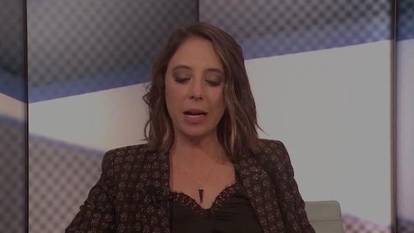 La comediante Sofía Niño de Rivera narra el acoso sexual que vivió