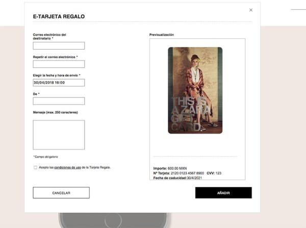 Zara - Online