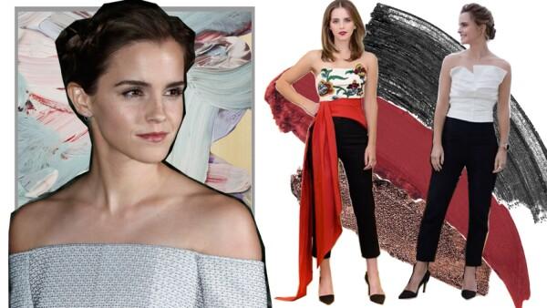 Estos son los productos que Emma Watson usa para cuidarse y maquillarse la piel.