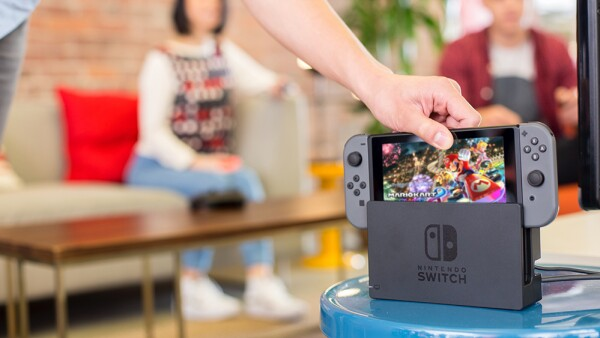 Nintendo Switch en México