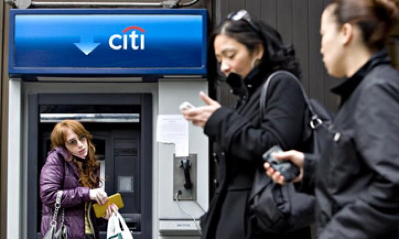 Citigroup pidió el respaldo del Gobierno porque los inversores estaban preocupados por su solvencia para poder enfrentar sus pérdidas. (Archivo)