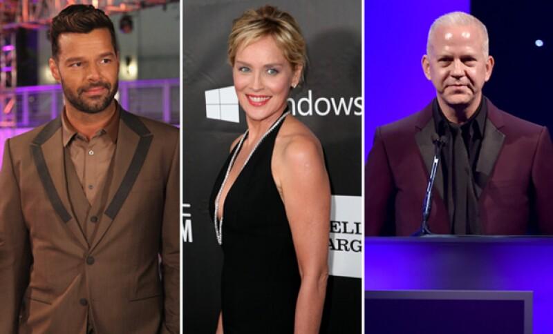 Ricky Martin, Sharon Stone y Ryan Murphy son algunos de los inconformes con la firma italiana.