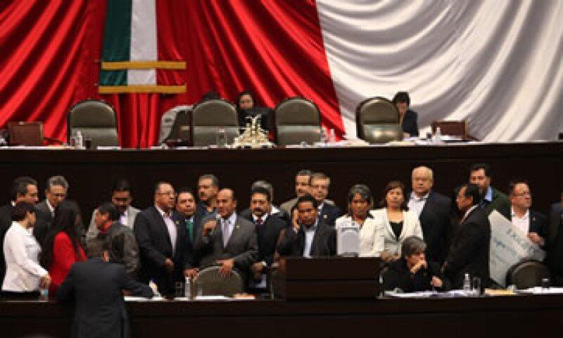 El IMEF destacó que el paquete económico haya sido aprobado por los diputados dentro de los tiempos previstos. (Foto: Notimex)