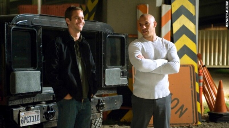 rapido y furioso paul walker vin diesel fast and furious