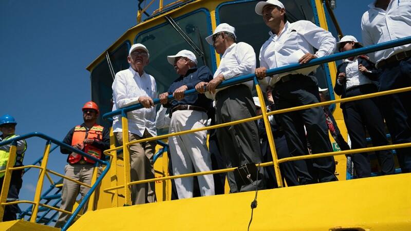 Sistema Intermodal Portuario Tampico