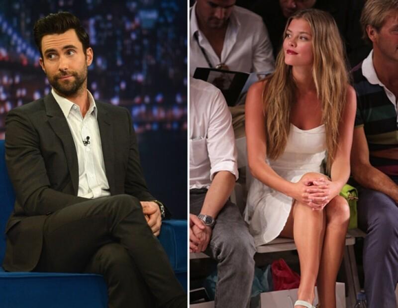 El cantante de Maroon 5 decidió de forma rápida e impersonal decirle a su ex Nina Agdal que se casaría con Behati Prinsloo.