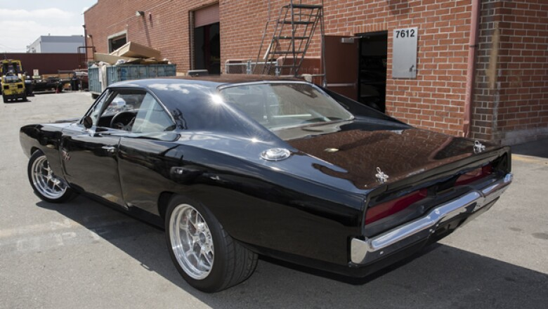 Dodge Charger R/T (Universal)