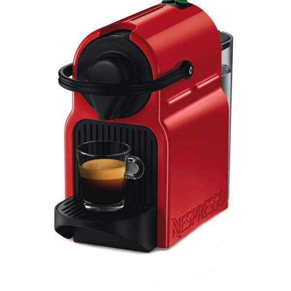 Máquina Inissia, Nespresso, Presidente Masaryk 421.
