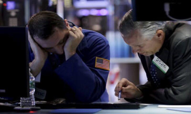 El Nasdaq ganaba 0.13% en la Bolsa de Nueva York. (Foto: Reuters )