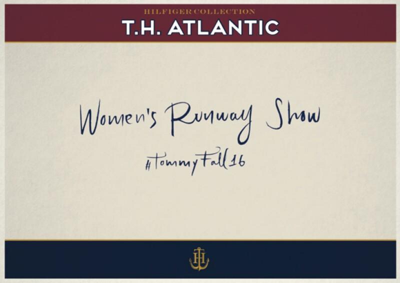 La marca presenta su colección para mujeres Otoño 2016 en el marco de la Semana de la Moda en Nueva York. Disfruta de todo el desfile aquí. #TommyFall16
