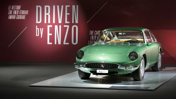 Driven by Enzo