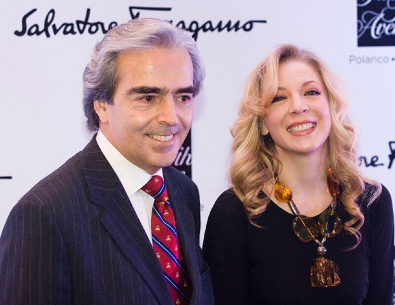 Junto a Lorenzo Lazo-Margáin, la actriz vive un romance, de ya casi dos años de historia, en el que la admiración mutua es uno de los ingredientes principales.