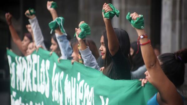 Movimiento Marea Verde
