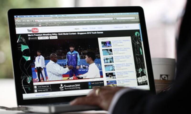 YouTube fue fundado en 2005 por tres ex empleados de Paypal. (Foto: Getty Images)