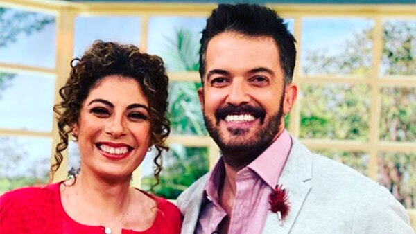 Anna Ferró y Fernando del Solar
