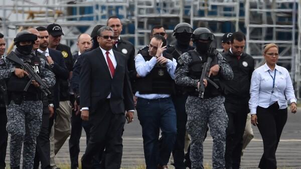 Roberto Borge es parte de una cadena de exgobernadores acusados de corrupción