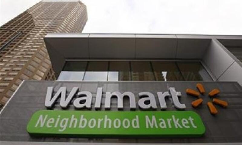 Walmart asegura que las búsquedas en línea y otras áreas han registrado un crecimiento. (Foto: Reuters)