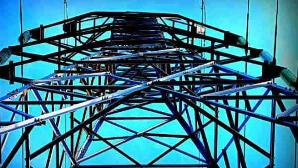 Torre de electricidad