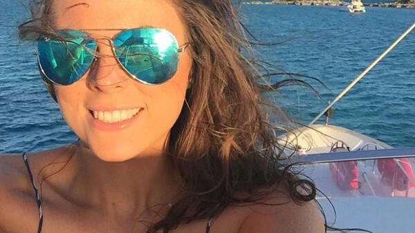Una de las mujeres más guapas de México celebró su cumpleaños junto a su esposo David Cohen y un gran grupo de amigos en el paradisíaco destino, el pasado fin de semana.