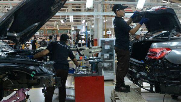 planta de BMW