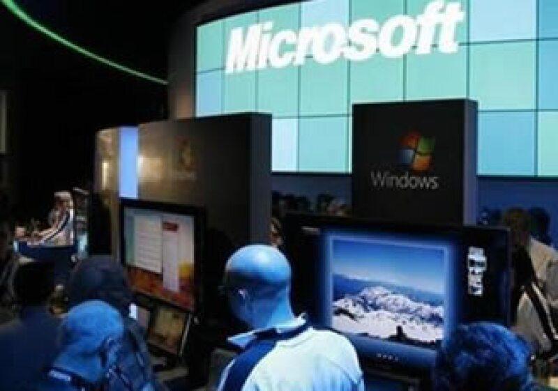 Microsoft gana terreno en el mercado de búsquedas en Internet. (Foto: Reuters)