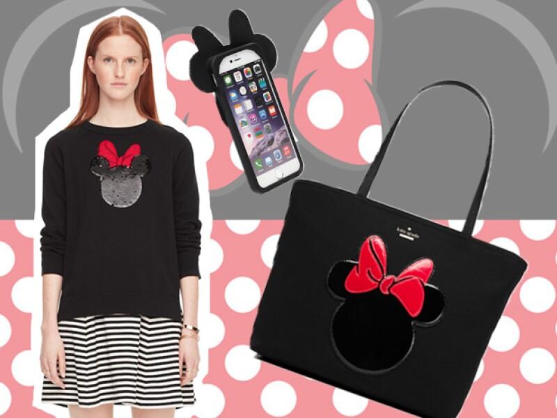 La nueva línea cuenta con elementos y articulos divertidos, como prendas de vestir y bolsas.