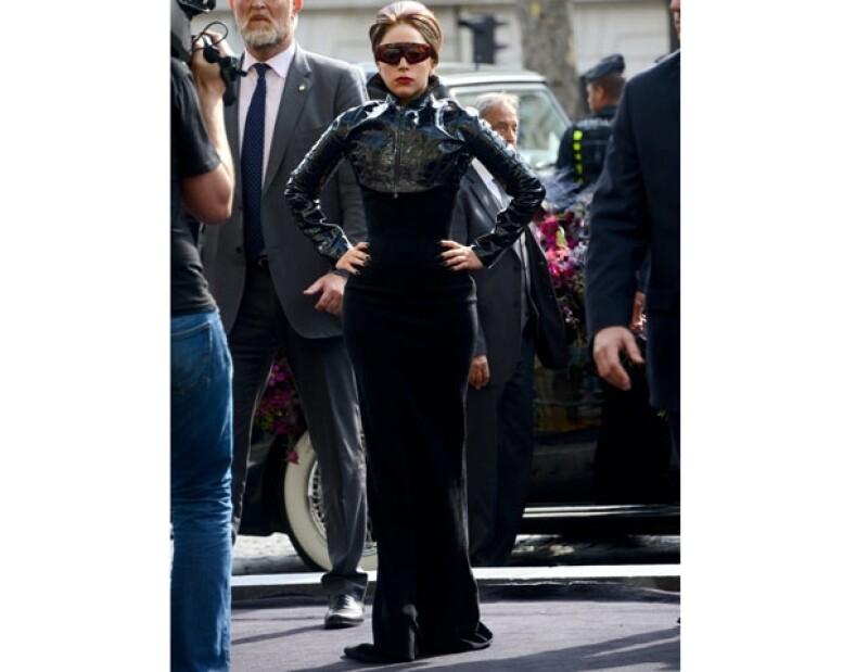 Lady Gaga compró un restaurante en Nueva York.