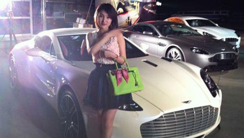 Una de las celebridades de más alto perfil de las redes sociales en China fue sentenciada a cinco años en prisión y a una multa de 50.000 yuanes por operar un salón ilegal de juegos.