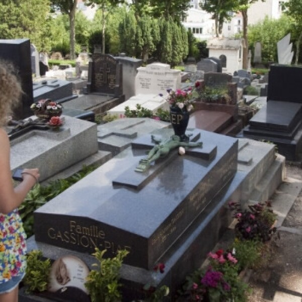 Père Lachaise, París