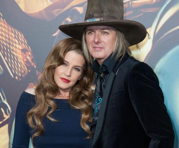 Michael Lockwood, Lisa Marie Presley