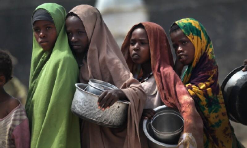 """El banco definió los logros sociales de África como """"bajos en todos los aspectos"""". (Foto: Getty Images)"""