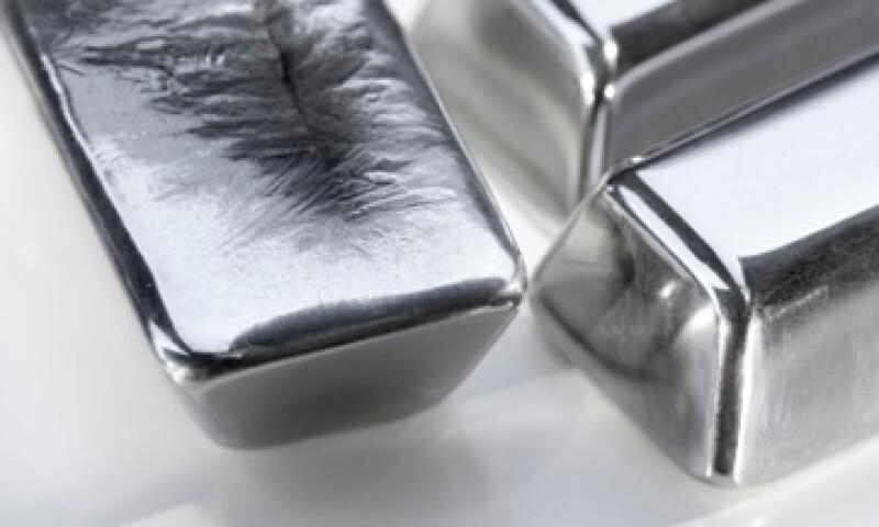El precio de la plata se ubicó en 31.15 dólares por onza durante 2012. (Foto: Getty Images)