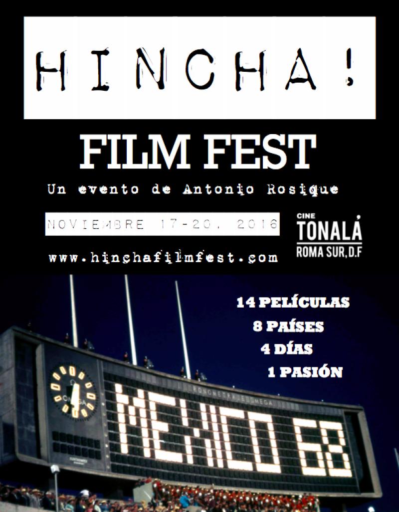 HINCHA! Film Fest