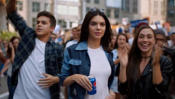 Pepsi, el anuncio de la discordia