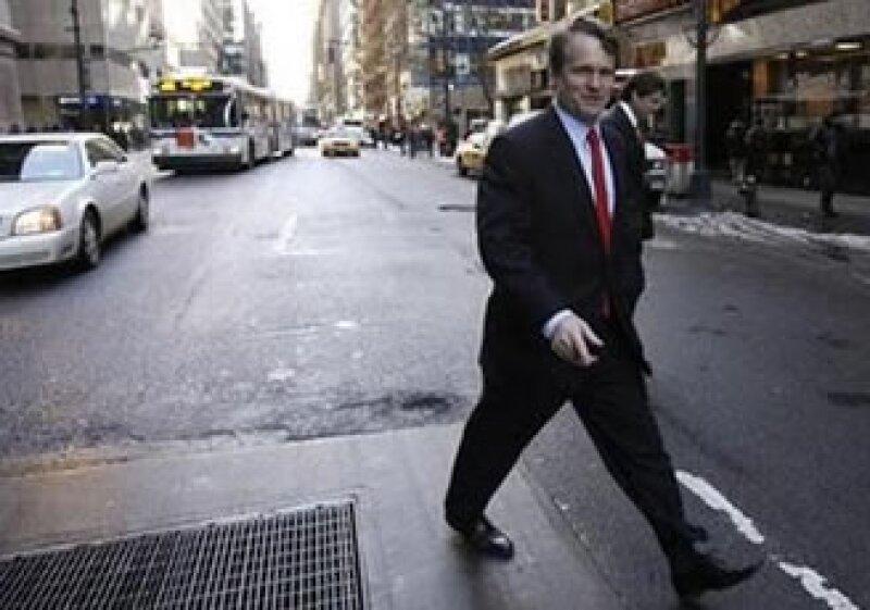 El desempeño de Brian Moynihan, CEO de Bank of America, está en duda. (Foto: Fortune)