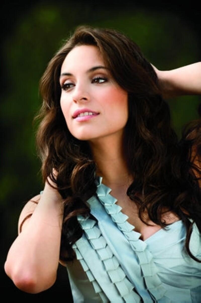 """La joven actriz mexicana será la protagonista de la nueva versión de la telenovela """"Monte Calvario"""", sin embargo, esta historia promete ser totalmente diferente."""