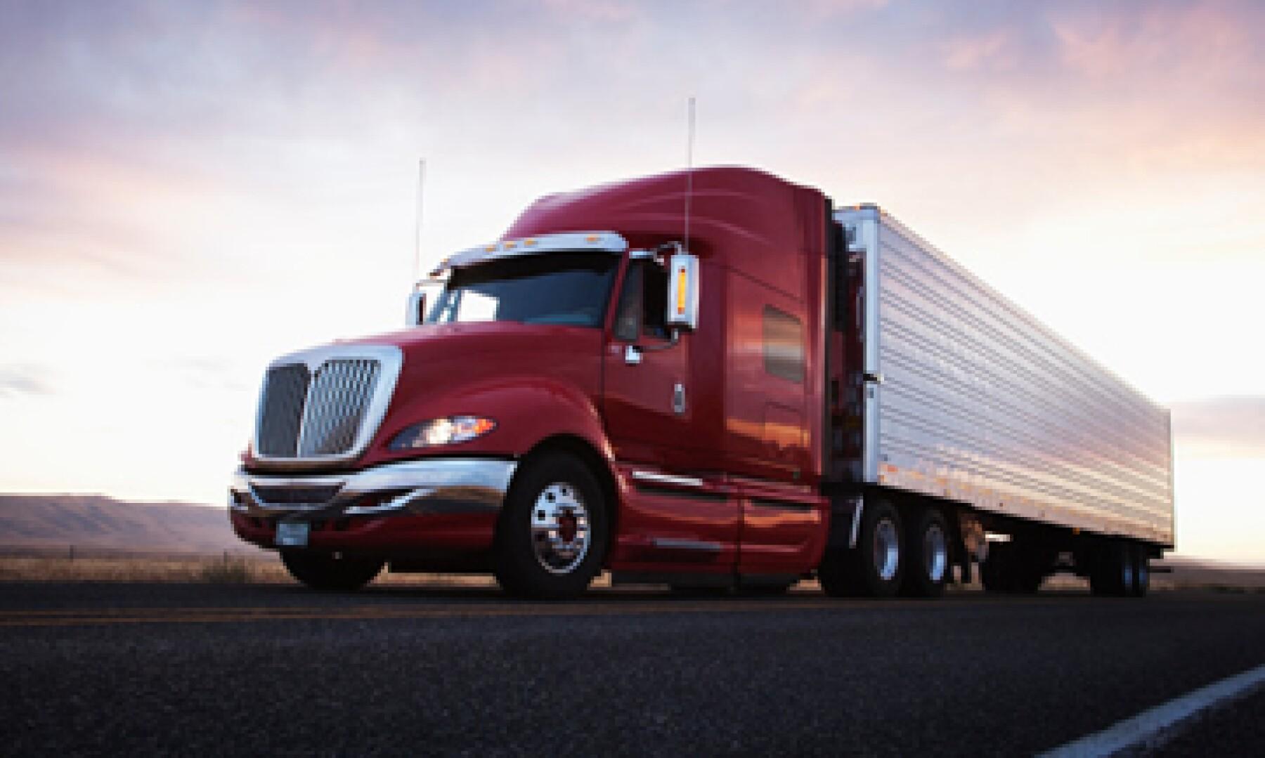 De los 10 millones de camiones de carga que existen en el país, sólo son rastreadas 600,000 unidades.  (Foto: Getty Images)